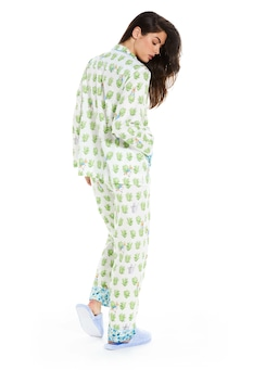 Peter Rabbit Long Sleeve Pj Set
