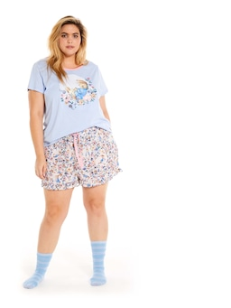 P.A. Plus Peter Rabbit Floral Frill Short