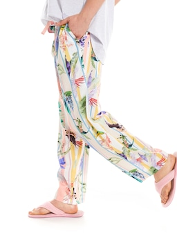 Jungle Floral Classic Pj Pant