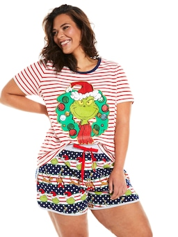 P.A. Plus Grinchmas Long Short