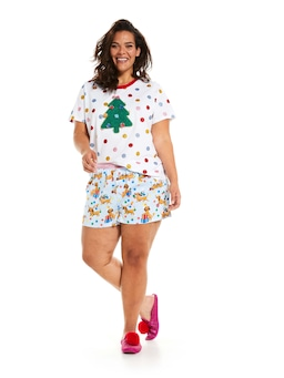 P.A. Plus Christmas Penny Cracker Boxer Short
