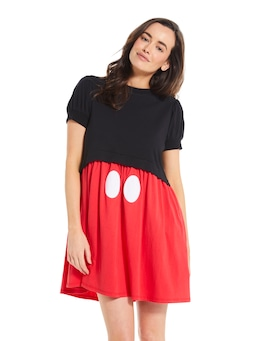 Mickey Costume Short Sleeve Nightie