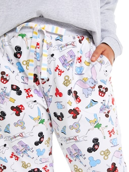 P.A. Plus Disneyland Easy Pj Pant