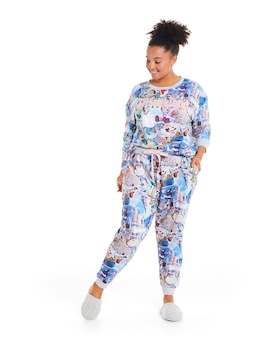 P.A. Plus Disney Princess Easy Pj Pant