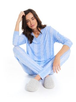 Cable Fuzzy Easy Pj Pant