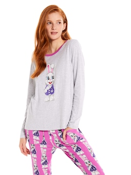 Cadbury Bunny Long Sleeve Top