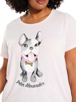 P.A. Plus Frenchie Kisses Tee