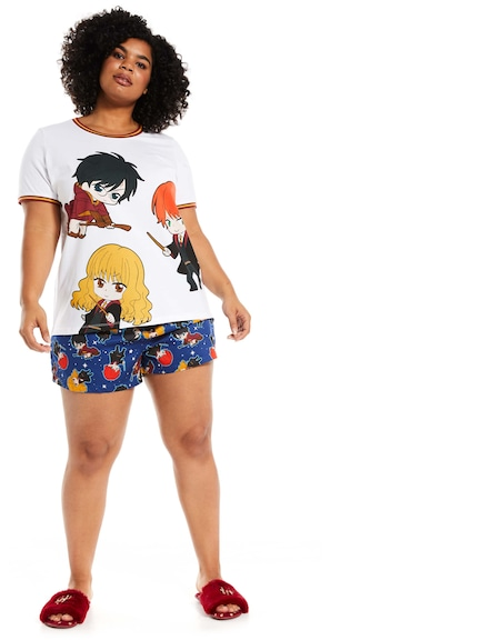 P.A. Plus Harry Potter Anime Tee