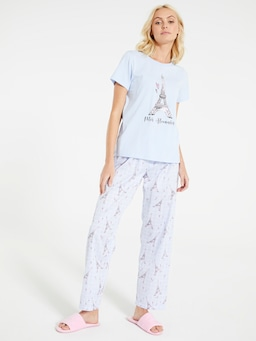 Paris Boyfriend Tee
