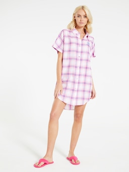 Check Boyfriend Nightshirt