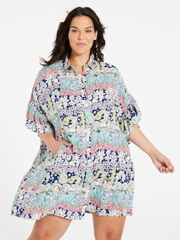 P.A. Plus May Gibbs Frill Nightshirt