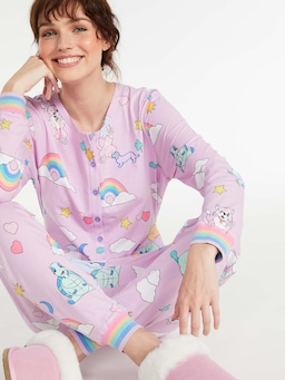 Cute Cartoon Animals Onesie