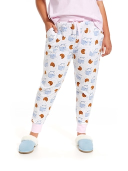 P.A. Plus Cookies And Milk Easy Pant