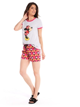 Mickey Mouse Mid Short