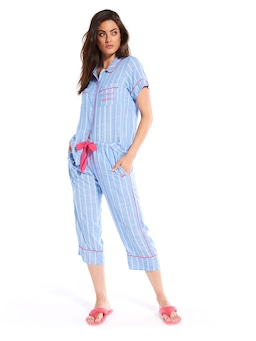 In Your Dreams 3/4 Pj Pant