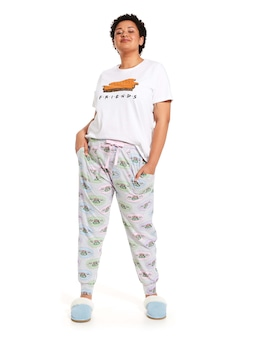 P.A. Plus Friends Central Perk Easy Pant