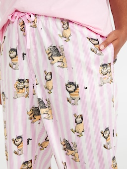 P.A. Plus Where The Wild Things Are Classic Pj Pant