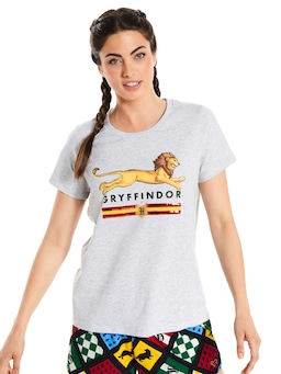 Harry Potter Gryffindor Logo Tee