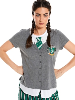 Harry Potter Slytherin House Tee