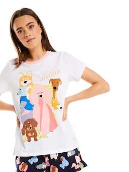 Totally Devoted Dog Tee
