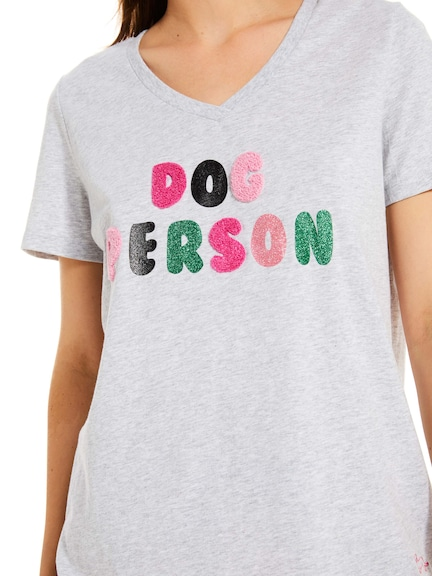 Dog Person Easy Tee