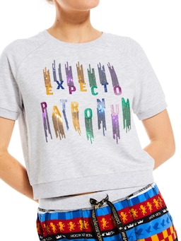 Harry Potter Expecto Patronum Top