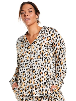 P.A. Plus Chic Leopard Shirt