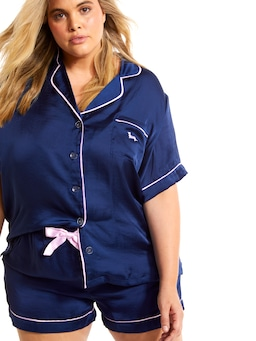 P.A. Plus Navy Chic Pj Set