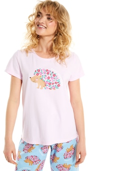 Pretty Hedgehog Tee