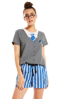 Harry Potter Ravenclaw Mid Short