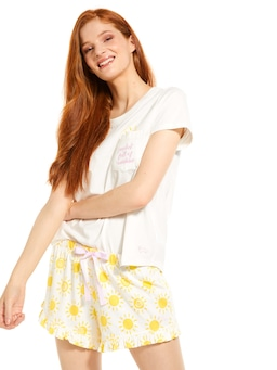 Sunshine Flutter Mini Short