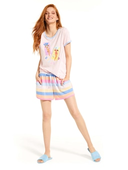 Relax Lilo Girls Tee