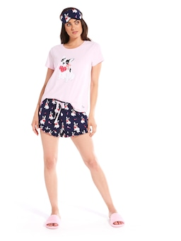 Love Frenchie Flutter Short