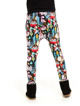 Disney Alice In Wonderland Character Jogger Pj Pant