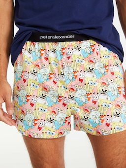 Spongebob And Friends Boxer Short