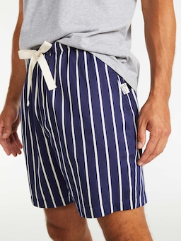 Stripe Mid Short