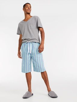 Carter Stripe Sleep Short
