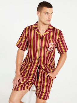 Harry Potter Gryffindor Shortie Pj Set