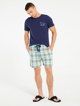 Summer Check Mid Short