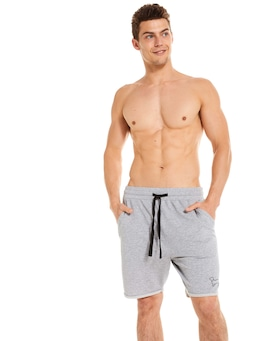 P.A. Grey Cut Off Sweat Short