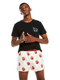 Basketball Boxer Short