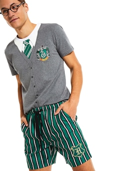 Harry Potter Slytherin Mid Short