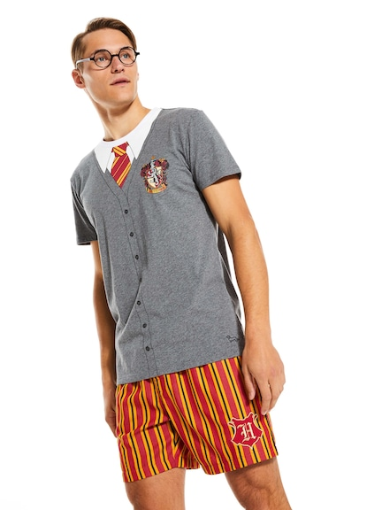 Harry Potter Gryffindor House Tee