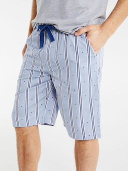 Stripe Sleep Short