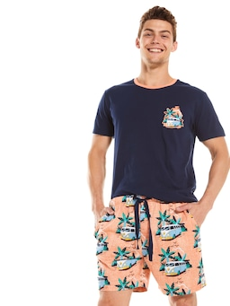 Combie Mid Short Pj Set
