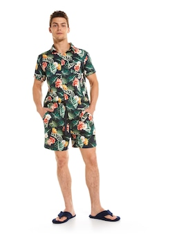 Resort Floral Shirt