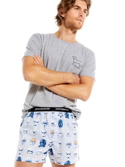 Star Wars Helmet Boxer Short