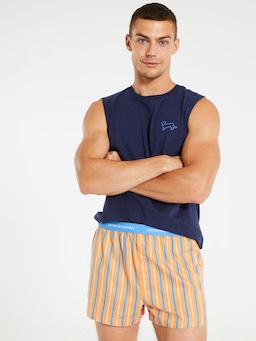 Stripe Boxer Short