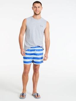 Surf Stripe Boxer Short