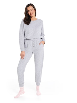 Space Marle Quilted Pant